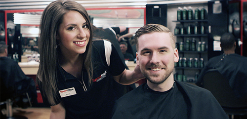 Sport Clips Haircuts of Overland Park - 89th & Metcalf Haircuts